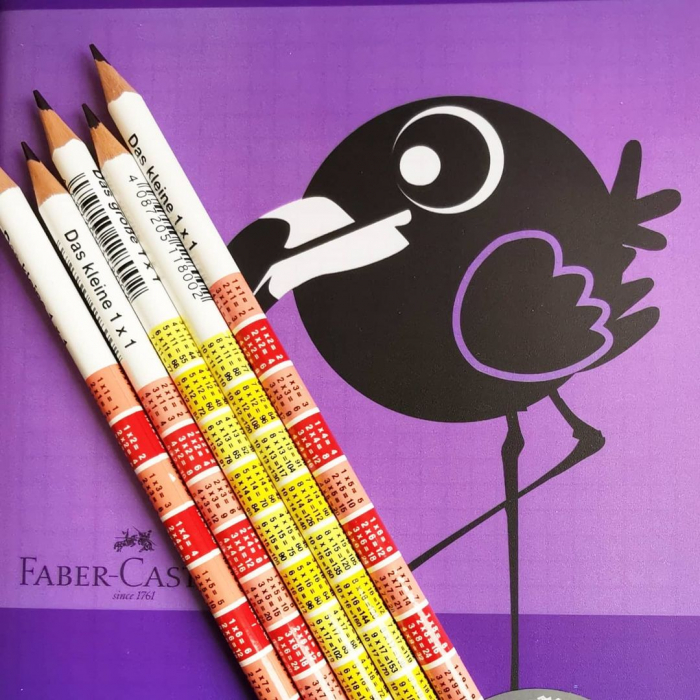 Caiet A5 80F VELIN COPERTA PP ANIMALE FABER-CASTELL [1]