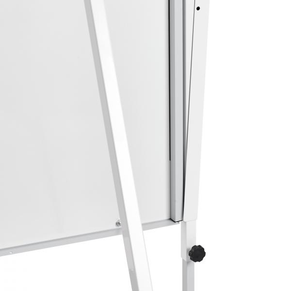 Flipchart Young Edition Plus, 2 brate laterale Magnetoplan 7