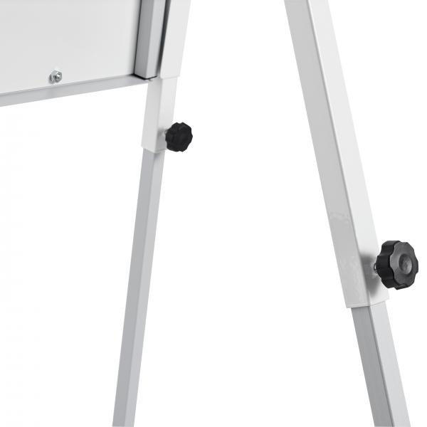 Flipchart Young Edition Plus, 2 brate laterale Magnetoplan [8]