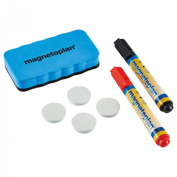 Whiteboard Starter Kit Magnetoplan 1