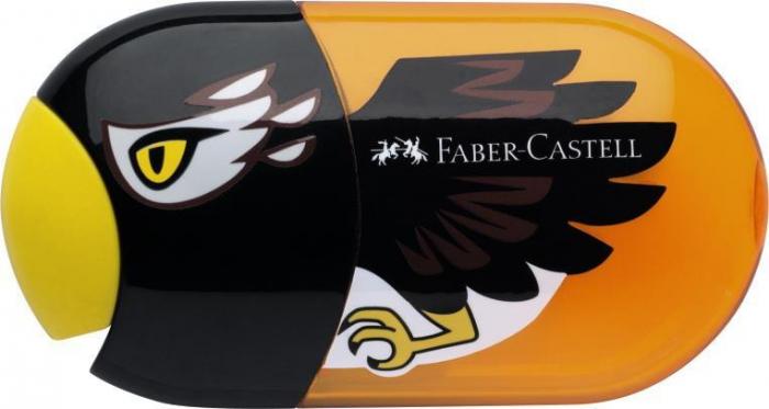 Ascutitoare Cu Radiera Vultur Faber-Castell 0