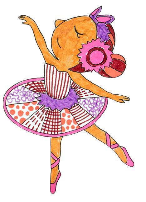 Carioca 33 Culori Ballerina Box Connector Faber-Castell [0]