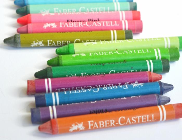 Creioane Cerate Clown 16 culori Faber-Castell [1]