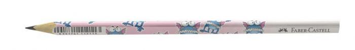 Creion Grafit B Monstri Faber-Castell 3