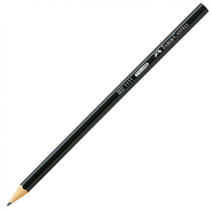 Creion grafit fara guma 1111 Faber-Castell 0