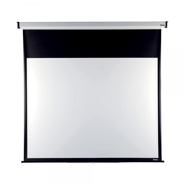 Ecran de proiectie de perete, rulabil, 200 x 200 cm, ROCADA 0