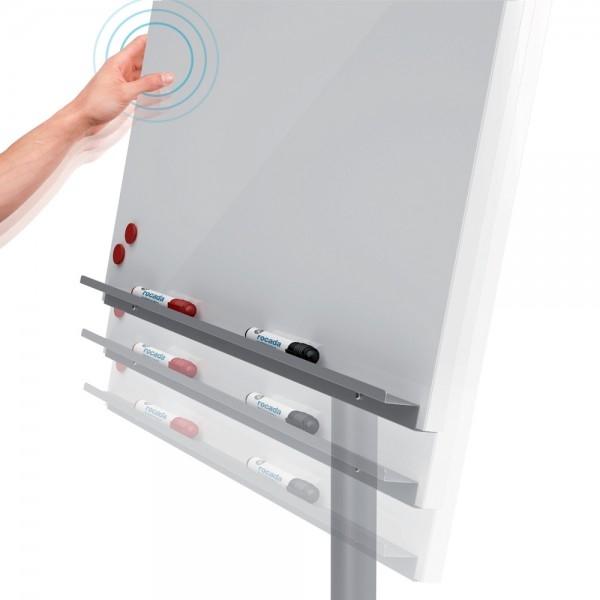 Flipchart mobil magnetic reglabil pe inaltime 3
