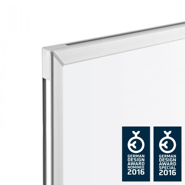 Whiteboard pe stand mobil, SP rotativ 360 gr Magnetoplan (5 variante de marime) 1