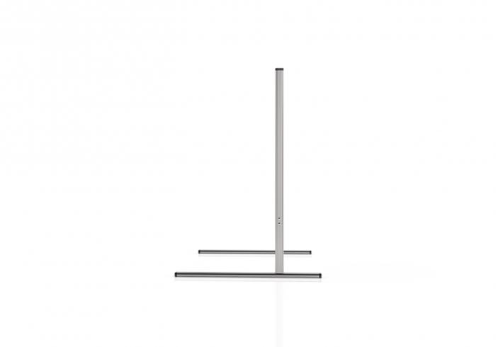 Protectie acryl pentru tejghea, birou cu picioare 829*927 mm Magnetoplan 3