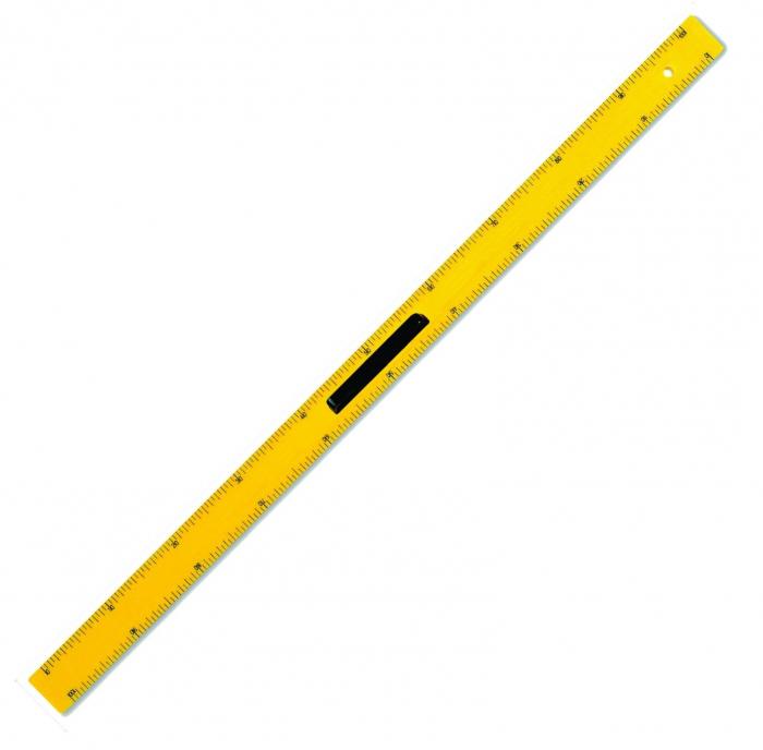 Rigla plastic 100 cm FARA [0]