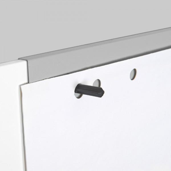 SkinBlock, accesoriu care transforma SkinWhiteboard-ul in flipchart 2