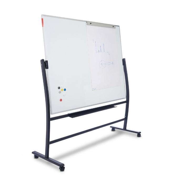 Suport mobil pentru whiteboard 360 grade Rocada 1