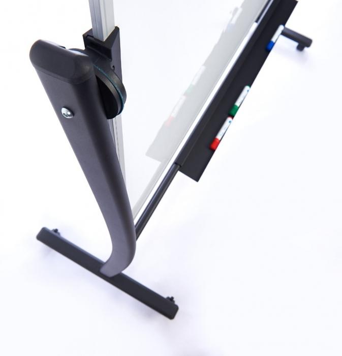 Suport mobil pentru whiteboard 360 grade Rocada 2