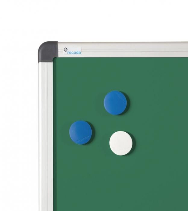 Tabla verde magnetica cu suprafata emailata Rocada (3 dimensiuni) 1