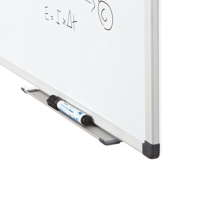 Whiteboard Magnetic, Rama Aluminiu Rocada (4 dimensiuni) [3]