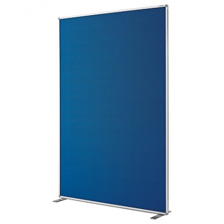 Panou Despartitor Textil Albastru 1800x1250x500 mm MAGNETOPLAN [1]