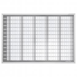 Planner Anual Manager 925x625mm Magnetoplan1
