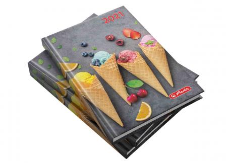 Agendă Ice Cream Herlitz0