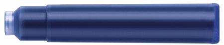 Cartuse Cerneala Mici Faber-Castell Albastru 30 buc/borcan [1]