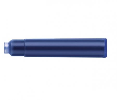 Cartuse Cerneala Mici Royal Blue Faber-Castell 6 buc/cutie [1]