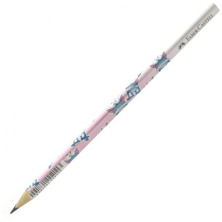 Creion Grafit B Monstri Faber-Castell1