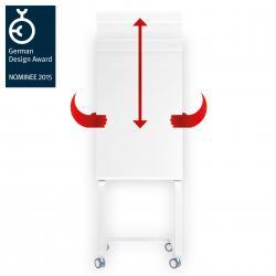 Flipchart Design Evolution Plus Magnetoplan4