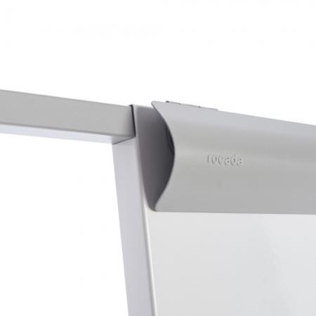 Flipchart Multifunctional mobil 360° magnetic, reglabil pe inaltime, Rocada8