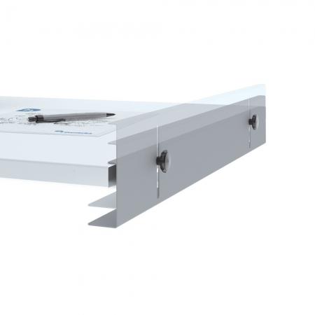 Flipchart Multifunctional mobil 360° magnetic, reglabil pe inaltime, Rocada6