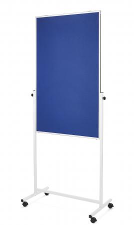 Panou Multifunctional Universal Board 3 in 1 Albastru Magnetoplan [1]