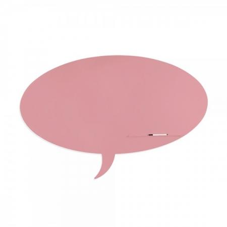 "Skinshape ""TALK"" magnetic cu suprafata lacuita 100 x 150 cm [0]"