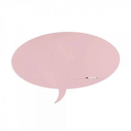 "Skinshape "" TALK "" magnetic cu suprafata lacuita 75 x 115 cm, Rocada [0]"