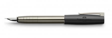 Stilou Loom Gunmetal Shiny Faber-Castell1