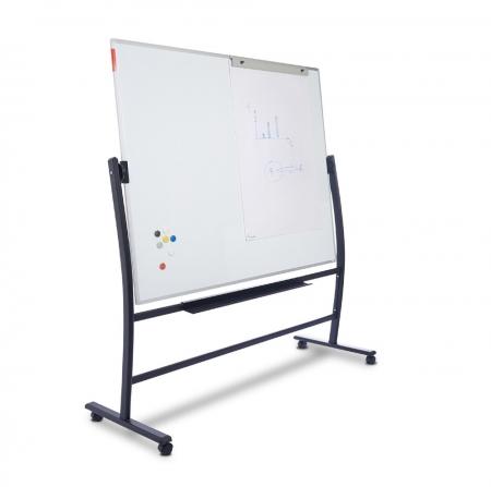Suport mobil pentru whiteboard 360 grade Rocada1