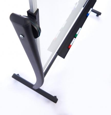 Suport mobil pentru whiteboard 360 grade Rocada2