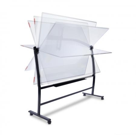 Suport mobil pentru whiteboard 360 grade Rocada0