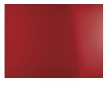 Tabla Magnetica de Sticla Rosu Intens Design Glassboard Magnetoplan [1]