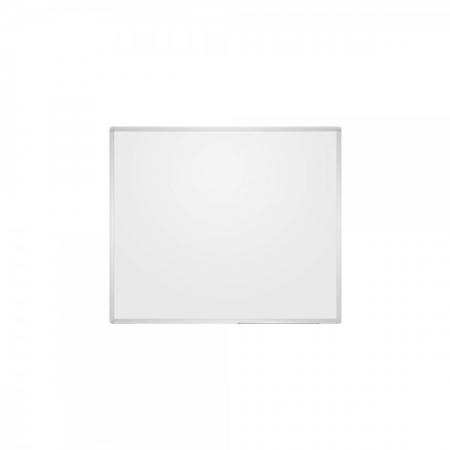 Whiteboard fata dubla cu rama din aluminiu emailat Rocada0