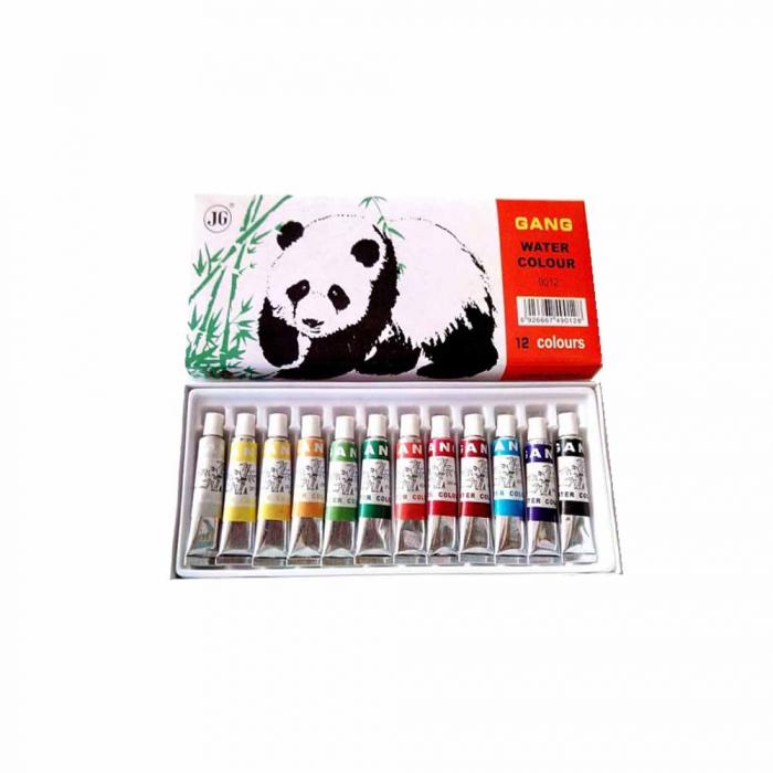 Acuarele tempera Panda 12 culori - Vision [0]