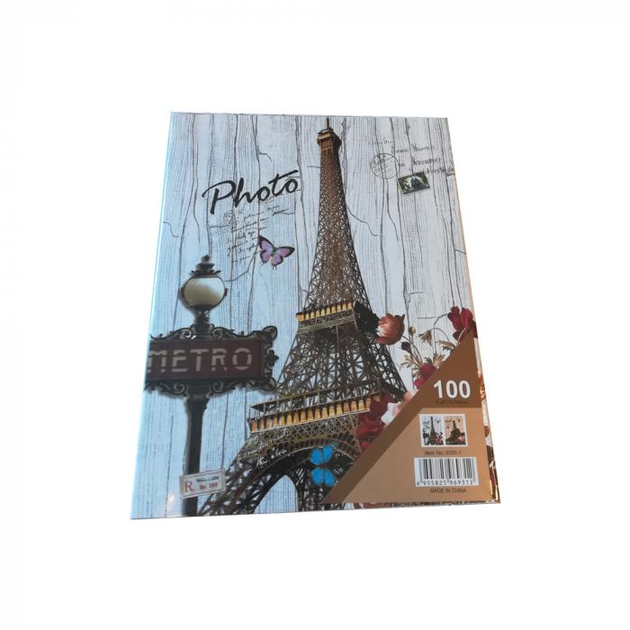 Album foto Vision, 100 poze format 10x15cm, tip clasor [0]