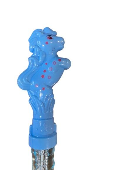 Bagheta baloane de sapun Vision, cu figurina calut de mare [1]