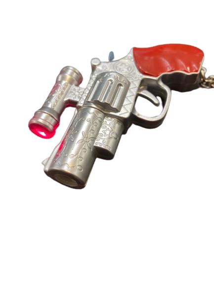 Breloc Vision, model pistol cu lanterna si laser [1]