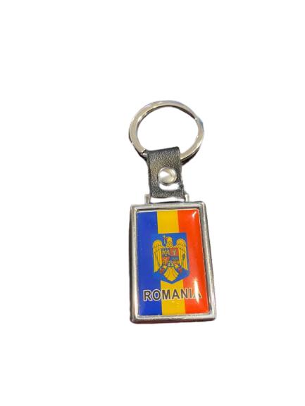 Breloc Vision pentru chei, confectionat din metal, multicolor [2]
