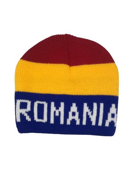 Caciula Tricolor Romania Vision, tricotata, marime universala [0]