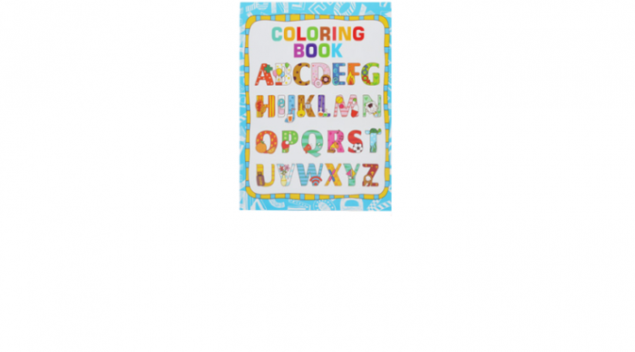 Caiet de colorat Vision A4, 24 file [0]