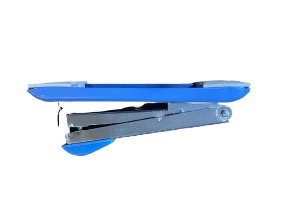 Capsator metalic Vision, marimea 24/6, albastru [0]