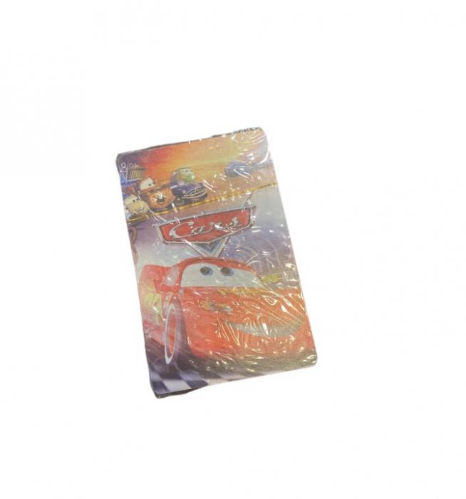 Carti de joc Vision, cu imagini din Cars, 52 de carti [1]