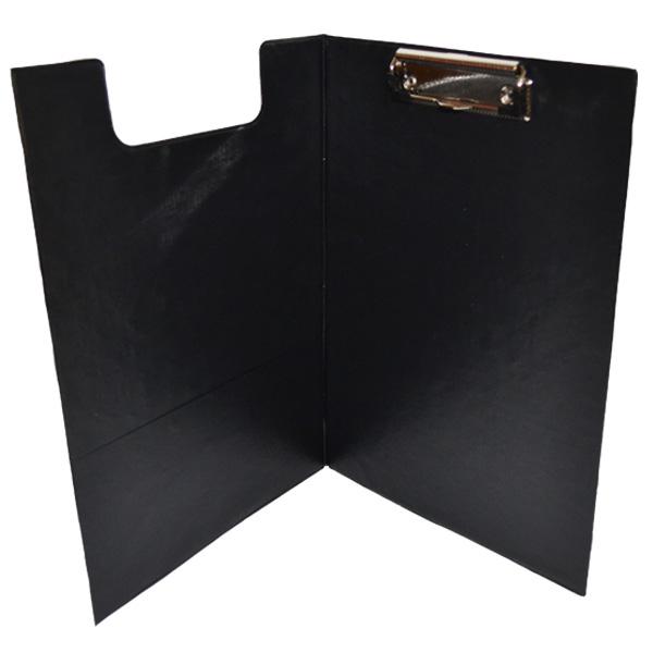 Clipboard dublu Vision A4 negru [0]