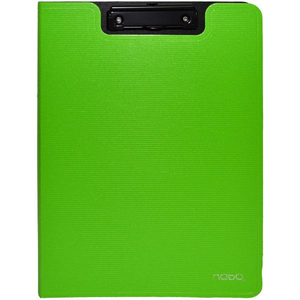 Clipboard dublu Vision lux A4 NEBO verde [0]