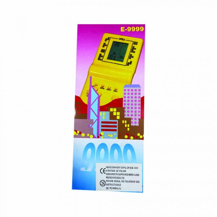 Consola joc clasic Tetris 9999 in 1,Vision  Brick Game [0]