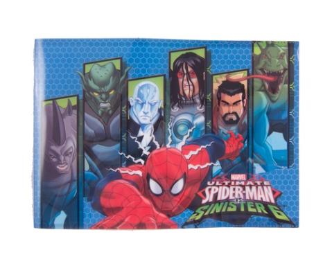 Coperta Biologie, Geografie, Muzica, Disney Spider Man / Vision [0]
